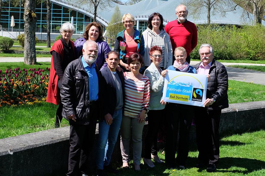 Steuerungsgruppe Fairtrade-Stadt Bad Dürrheim