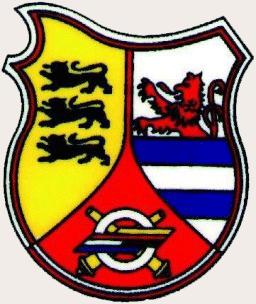 Wappen der 1. Artl.Btl. 295