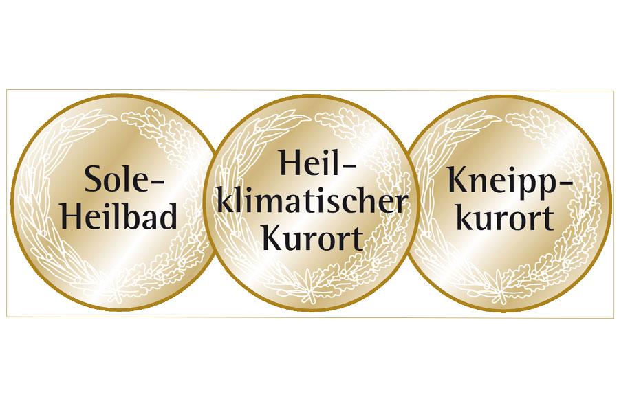 Logo Soleheilbad, Heilklimatischer Kurort und Kneipp-Kurort