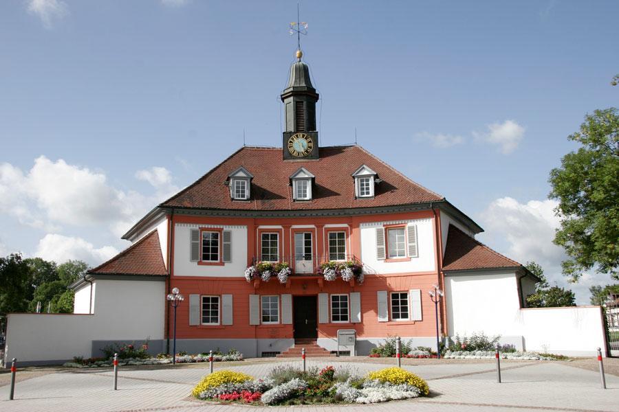 Rathaus in Bad Dürrheim