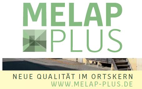 Logo MELAP PLUS