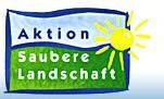 Logo Saubere Landschaft