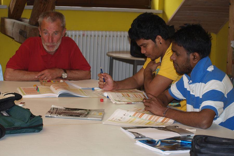 Forum Asyl - Deutschunterricht