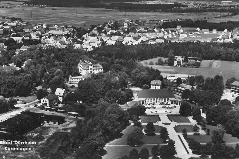 Kurgarten Bad Dürrheim