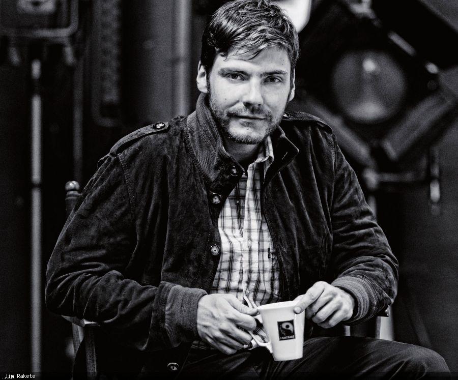 Daniel Brühl - Fairtrade-Ausstellung