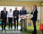 Kindertagesstätte Stadtkäfer offiziell eröffnet