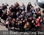 Schüleraustausch mit der Partnerstadt Enghien-les-Bains