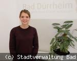 Justina Schnell leitet Steuerstelle