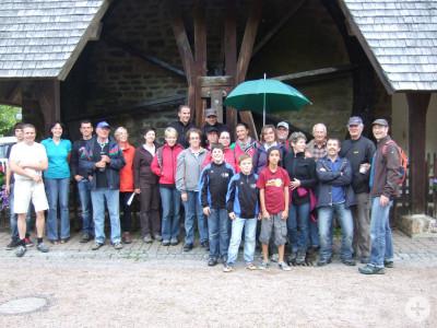 Wandern in Unterkirnach