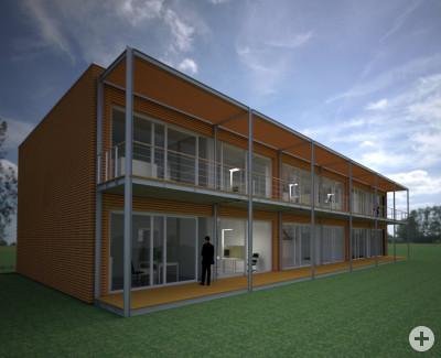 Bytes & Building GmbH Büro