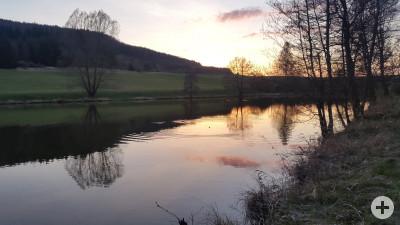 Vereinsgewässer Öfinger See
