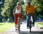 Sportlich aktiv - Radfahren in der Kur- und Bäderstadt