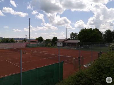 Tennisanlage 2