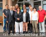 Besuch in Bad Dürrheim: Staatssekretärin im Landesministerium für Soziales und Integration Bärbl Mielich
