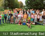 12.  Sommerwerkstatt in Bad Dürrheim 2018 endet nach 6,5 Wochen