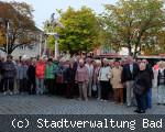 Bad Dürrheimer Seniorentage 2018 - Ausflug der Stadtverwaltung