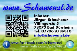 Schawenzl.de - e-Zigartte, elektrische Zigarette, Liquid und mehr...