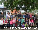 Spende an den Kindergarten Funkelstein Hochemmingen