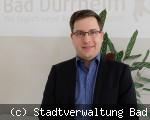 Stadtverwaltung Bad Dürrheim - neuer Personalchef Alexander Seeger