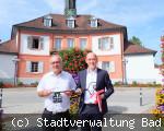 Amtsantritt von Herrn Bürgermeister Jonathan Berggötz