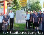 "1250 Jahre Baldingen ""Neue Geschichtstafel berichtet von Baldingens Historie"""