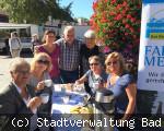 Bio-Regio-Faire Kaffeetafel kommt gut an