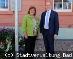 Antrittsbeusch von Frau Martina Braun, MdL