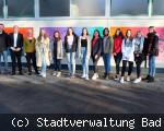 Kunst verschönert Sporthalle - Neues Projekt geplant