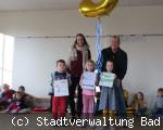 Kindergarten Funkelstein ist weiterhin Haus der kleinen Forsher