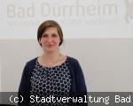Bad Dürrheim: Maria Bucher - neue Koordinatorin für Ehrenamt und Bürgerschaftliches Engagment