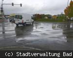 Kreuzung im Gewerbegebiet wird saniert