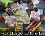 Kindergarten Funkelstein Spielgewinn