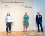 Kom.EMS.Zertifizierungsurkunde Bad Dürrheim