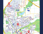Testallianz Stadtplan