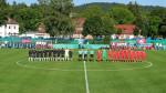 Fußballmannschaften der U19-Junioren Deutschland und Schweiz