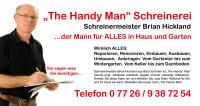 The Handy Man Schreinerei