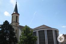 Katholische Kirche St. Johann in Bad Dürrheim