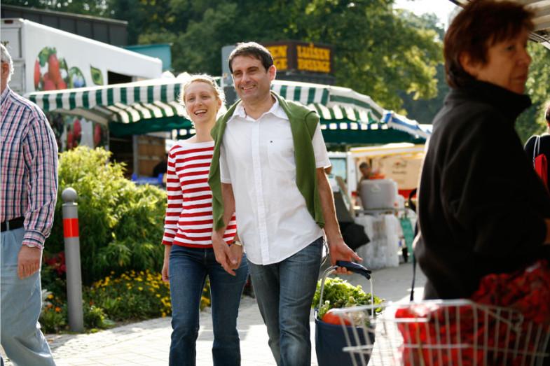 Bad Dürrheimer Wochenmarkt - einkaufen in toller Atmosphäre