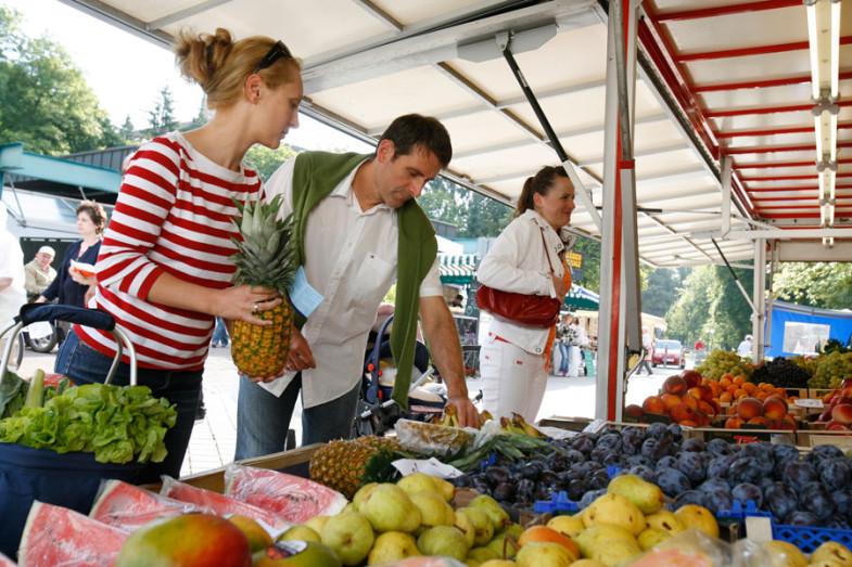 Bad Dürrheimer Wochenmarkt