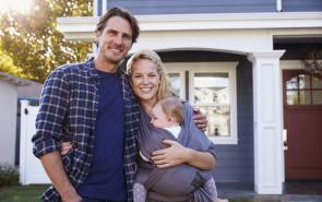 Familien ein Zuhause geben