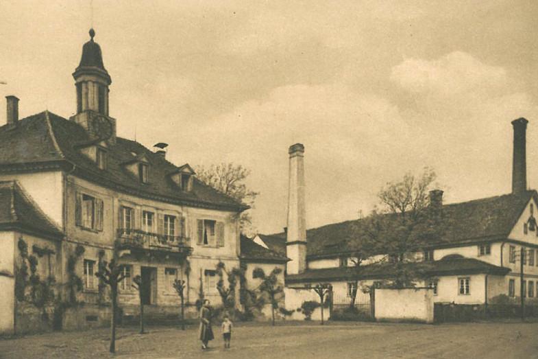 Salinen-Verwaltungsgebäude