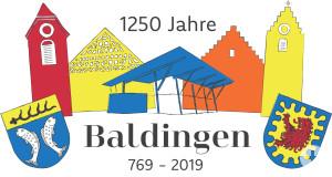 1250 Jahre Baldingen Logo