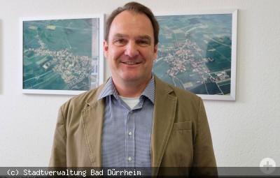 Stadtverwaltung Bad Dürrheim - Gunnar Prennig ist Leiter des Kundenbereichs Bauverwaltung - Tiefbau
