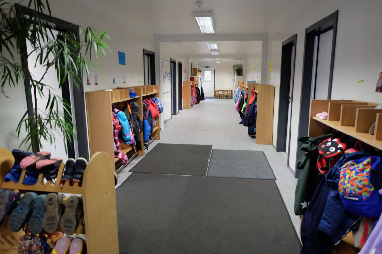Kindergarten Hochemmingen Flur
