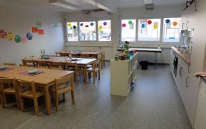 Kindergarten Hochemmingen Küche
