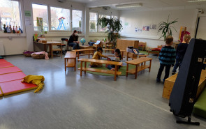 Kindergarten Hochemmingen Gruppenraum