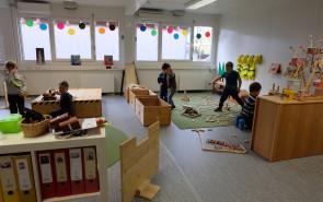 Kindergarten Hochemmingen Gruppenraum 2