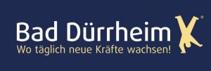 Bad Dürrheim Logo blau